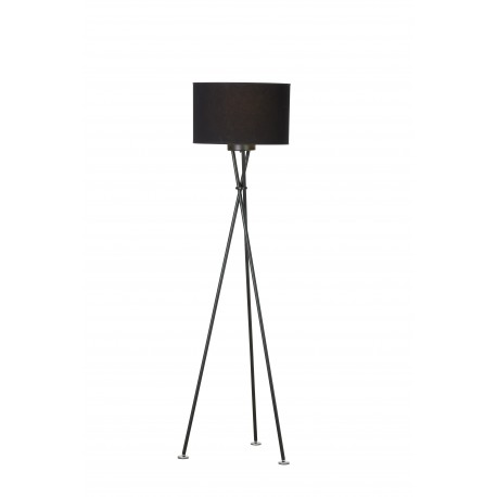 lampadaire scandinave noir tod atout mobilier. Black Bedroom Furniture Sets. Home Design Ideas