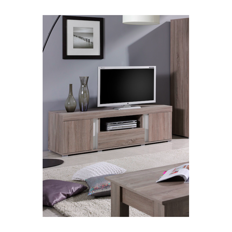 meuble tv 160 cm avec les meilleures collections d 39 images. Black Bedroom Furniture Sets. Home Design Ideas
