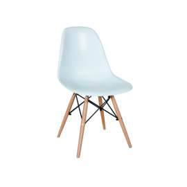 Chaises Scandinaves Blanches Zoe Atout Mobilier